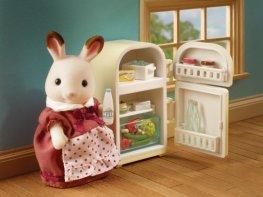 [SF] Chocolate Rabbit Mother Set
