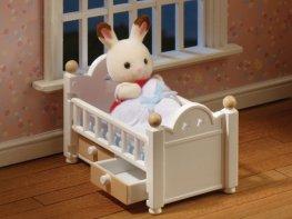 [SF] Chocolate Rabbit Baby Set