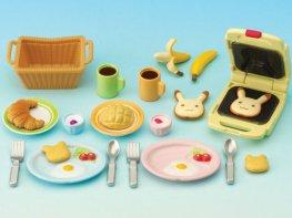 [SF] Breakfast Set