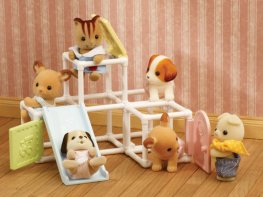 [SF] Baby Jungle Gym