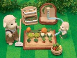 [SF] Vegetable Garden Set