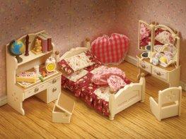 [SF] Sister's Bedroom