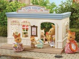 [SF] Toy Shop (*)