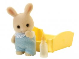 [SF] Periwinkle Rabbit Baby Boy