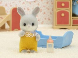 [SF] Cottontail Rabbit Baby [yellow]