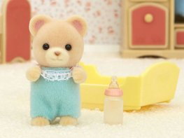 [SF] Osborne Bear Baby [blue]