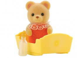 [SF] Osborne Bear Baby [orange] (*)