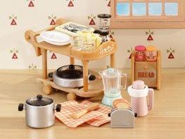 [SF] Kitchen Cookware Set
