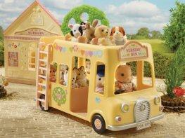 [SF] Nursery Double Decker Bus [UK] (*)