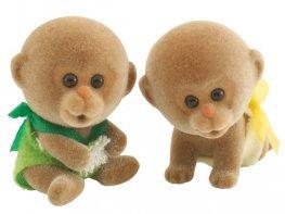 [SF] Darwin Monkey Twins