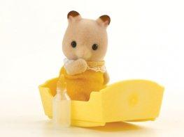 [SF] Goldbacke Hamster Baby