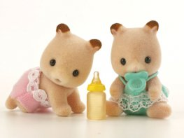 [SF] Goldbacke Hamster Twins