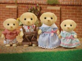 [SF] Fenton Yellow Labrador Family