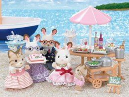[SF] Seaside Birthday Party