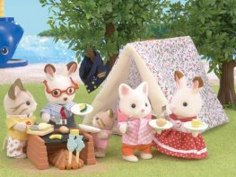 [SF] Seaside Camping Set