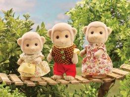 [SF] Darwin Monkey Family [3]
