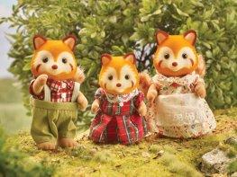 [SF] Robinson Red Panda Family [3]