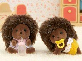 [SF] Bramble Hedgehog Twins