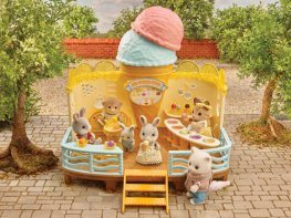 [SF] Seaside Ice Cream Shop
