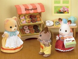 [SF] Doughnut Store
