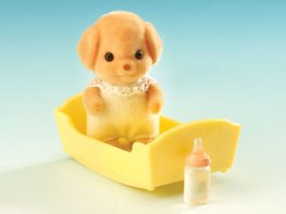 [SF] Cakebread Toy Poodle Baby