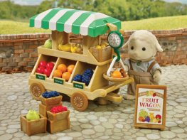 [SF] Fruit Wagon
