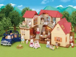 [SF] Beechwood Hall & Cosy Cottage Gift Set (*)