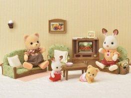 [SF] Living Room & TV Set