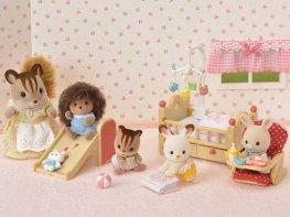 [SF] Baby Nursery Set