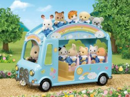 [SF] Sunshine Nursery Bus