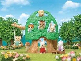 [SF] Baby Tree House