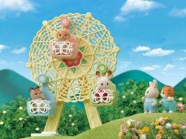 [SF] Baby Ferris Wheel