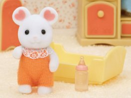 [SF] Marshmallow Mouse Baby
