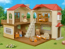 [SF] Red Roof County Home Gift Set [D]