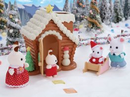 [SF] Gingerbread Playhouse (*)