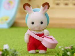 [SF] Chocolate Rabbit Baby (*)