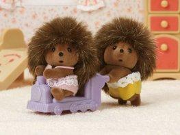 [SF] Bramble Hedgehog Twins [2020] (*)