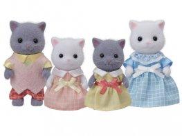 [SF] Persian Cat Family