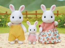 [SF] Snow Rabbit Family