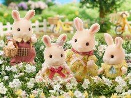 [SF] Marguerite Rabbit Family