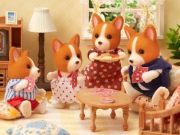 [SF] 35th Annivesary Corgi Family