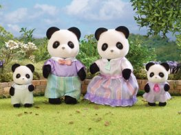 [SF] Pookie Panda Family