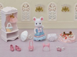 [SF] Fashion Playset - Sugar Sweet Collection