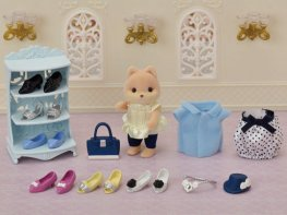 [SF] Fashion Playset - Shoe Shop Collection