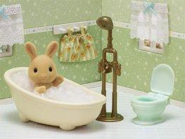 [SF] Sunny Rabbit Girl's Bath Time Set