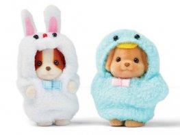 [SF] Costume Cuties: Bunny & Birdie