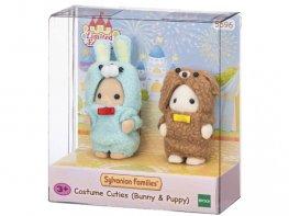 [SF] Costume Cuties: Bunny & Puppy
