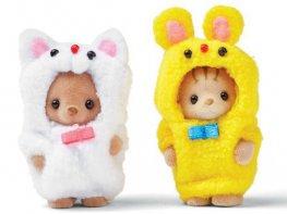 [SF] Costume Cuties: Kitty & Cub