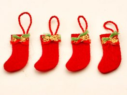 [DB] Christmas Stockings [pk 4]