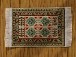 [DB] Turkish Rug [small] Light Green